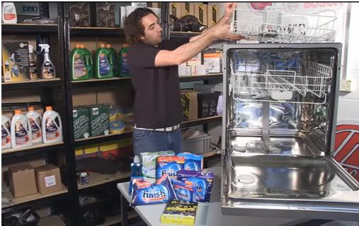 2 Cómo mejorar el rendimiento de su lavavajillas