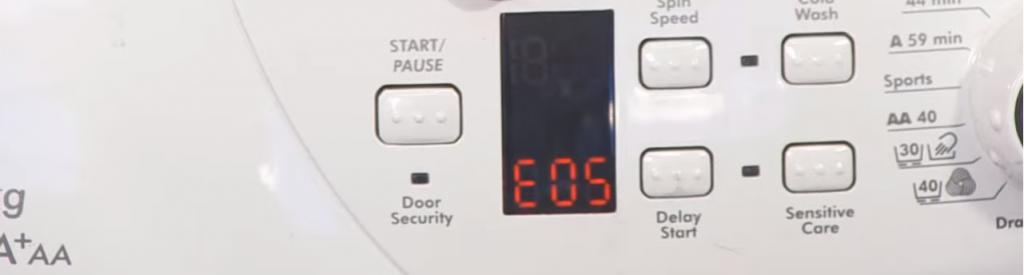 Errores Lavadora hoover Candy 1024x275 Códigos de error para lavadoras Hoover y Candy