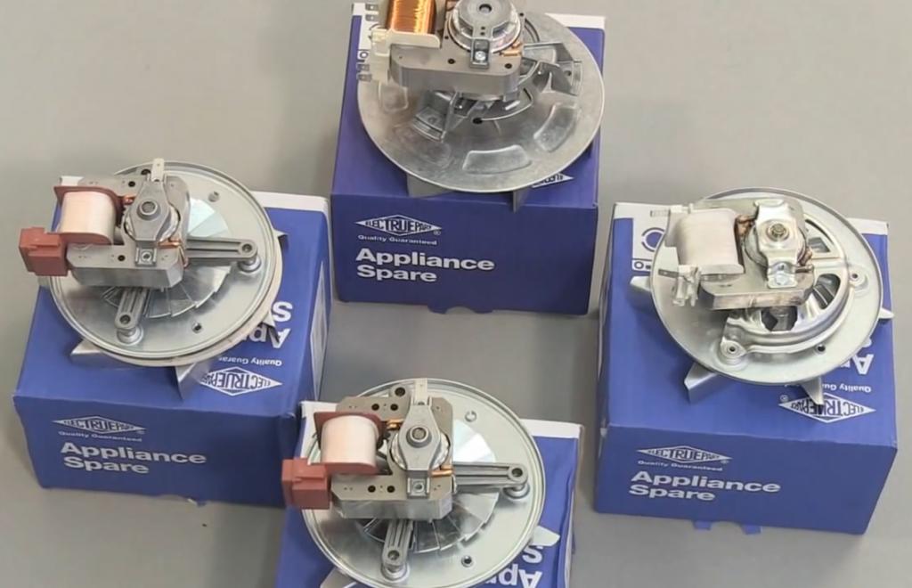 cómo cambiar el motor del ventilador del horno 1024x660 Cómo cambiar el motor del ventilador del horno