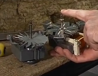 cómo cambiar el motor del ventilador del horno 2 Cómo cambiar el motor del ventilador del horno