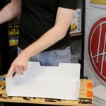 Reemplazar el frontal del cajón del congelador