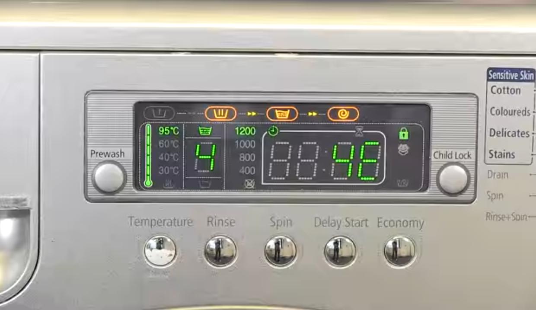 samsung error Códigos de error para lavadoras Samsung