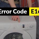 CÓDIGO DE ERROR E16