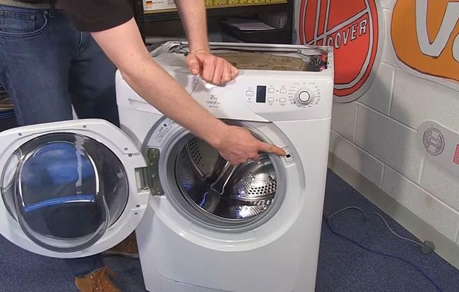 Código de error E01 Hoover Código de error E01 lavadora Candy y Hoover