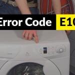 código de error E10
