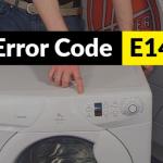 código de error E14