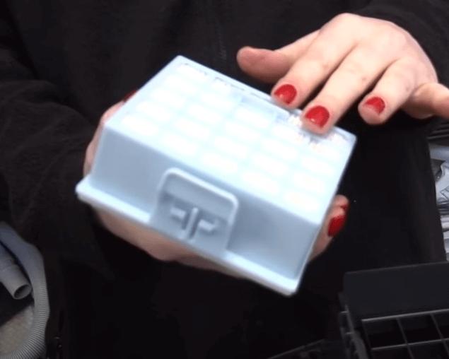 hepa Cómo arreglar la pérdida de succión de su aspiradora Bosch