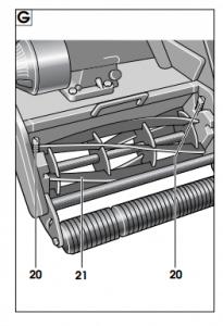 Alineación de las cuchillas del cortacésped 205x300 Alineación de las cuchillas vs ajuste de la altura de tu cortacésped Qualcast